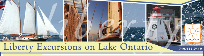 Liberty Excursions on Lake Ontario